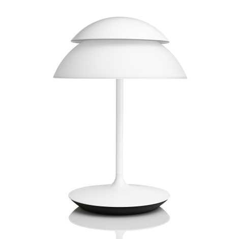 Philips 71202/31/PH - Stmievateľná stolná lampa HUE BEYOND 2xLED/4,5W/230V/RGB