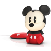 Philips 71709/30/16 -  detská lampa DISNEY SOFTPAL MICKEY LED/1W/220-240V