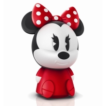 Philips 71710/31/16 -  detská lampa DISNEY SOFTPAL MINNIE LED/1W/230V