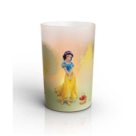 Philips 71711/01/16 - LED Stolová lampa CANDLES DISNEY SNOW WHITE 1,5 W LED