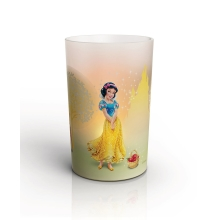 Philips 71711/01/16 - LED Stolová lampa CANDLES DISNEY SNOW WHITE LED/1,5W