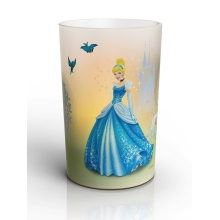 Philips 71711/02/16 - LED Stolová lampa CANDLES DISNEY CINDERELLA LED/1,5W