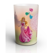 Philips 71711/25/16 - LED Stolová lampa CANDLES DISNEY SLEEPING BEAUTY LED/1,5W