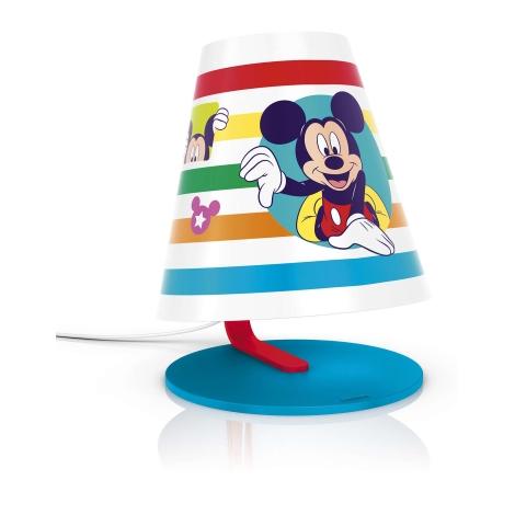 Philips 71764/30/16 - LED detská lampa DISNEY MICKY MOUSE 1xLED/3W/230V