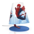 Philips 71764/40/26 - LED Detská lampa MARVEL SPIDER MAN LED/4W/230V