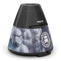 Philips 71769/99/16 - LED Detský projektor DISNEY STAR WARS LED/0,1W/3xAA