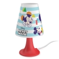 Philips 71795/30/16 - LED Detská stolná lampa DISNEY MICKEY MOUSE LED/2,3W/230V