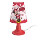 Philips 71795/31/16 - LED Detská stolná lampa DISNEY MINNIE MOUSE LED/2,3W/230V