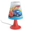 Philips 71795/32/16 - LED Detská stolná lampa DISNEY CARS LED/2,3W/230V