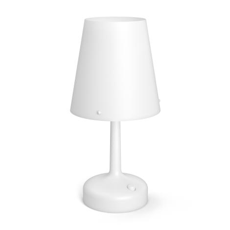 Philips 71796/31/P0 - Prenosná stolná lampa MYLIVING LED/0,6W/3xAA