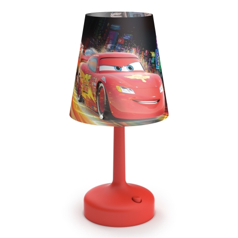 Philips 71796/32/16 - Detská stolná lampa DISNEY CARS LED/0,6W/3xAA