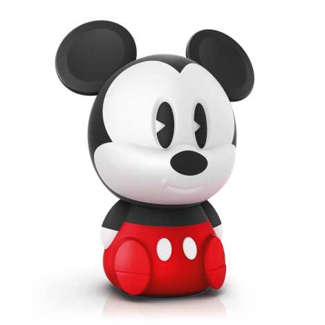 Philips 71883/32/P0 - Detská lampička DISNEY MICKEY MOUSE LED/0,1W/USB