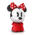 Philips 71883/57/P0 -LED Detská lampička DISNEY MINNIE MOUSE LED/0,1W/USB
