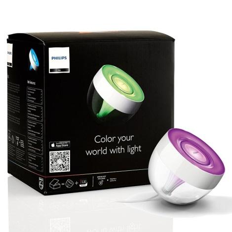Philips 71999/60/PH - Stolná lampa HUE IRIS 1xLED/10W/230V/RGB
