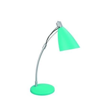 Philips Bright light 66618/46/15 - Stolné svietidlo 1xE14/25W zelená
