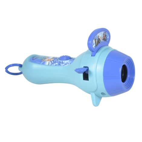 Philips - Detské svietidlo projektor FROZEN 2v1 LED/2xAAA