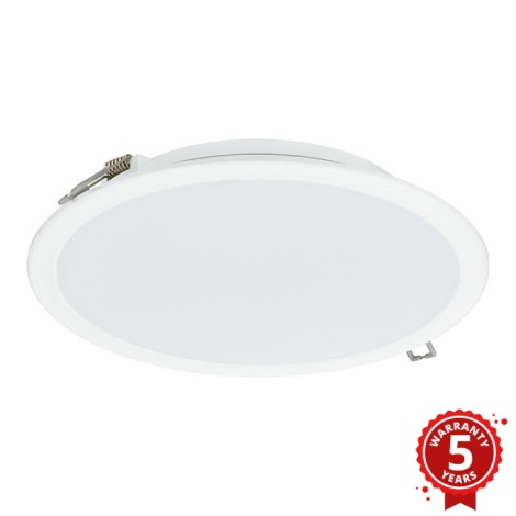 Philips DN065B LED20S/840 PSU II WH - LED Podhľadové svietidlo LEDINAIRE LED/11W/230V 4000K