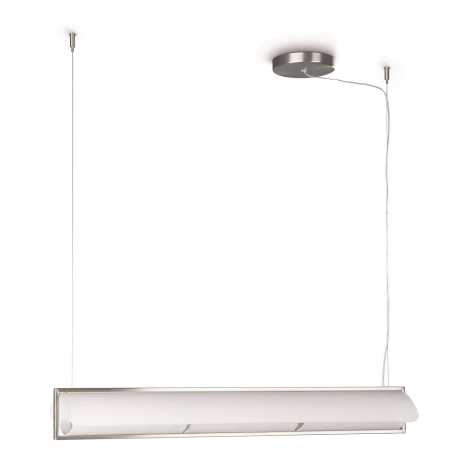 Philips ESEO 37775/17/13 - Závesné svietidlo INSTYLE BRANCA 3xE27/60W/230V