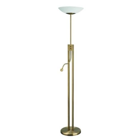 Philips Eseo Philips Eseo 42233/06/13 - LED Stmievateľná stojaca lampa VIDAL 1xT5/55W +1xLED/2,5W