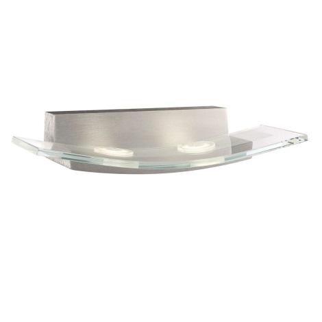 Philips Lirio 37947/48/LI - LED nástenné svietidlo ALTENA 2xLED/7,5W/230V