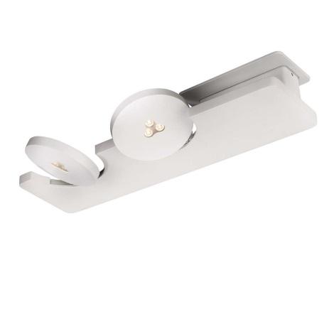 Philips Lirio 40763/31/LI - LED Bodové svietidlo MONETE 2xLED/6W/230V