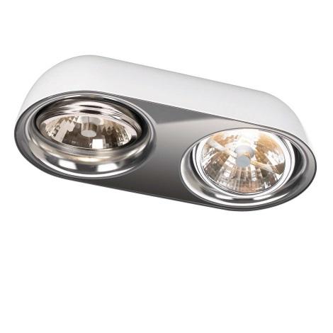 Philips Lirio 57132/31/LI - Bodové svietidlo DOLOQ 2xG53/30W/230V