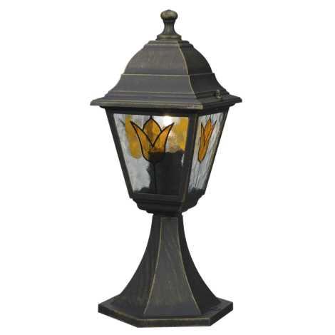 Philips Massive 15362/42/10 - vonkajšia lampa KOBLENZ 1xE27/60W/230V hnedá patina
