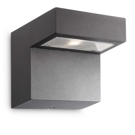 Philips Massive 16320/93/10 - Nástenné svietidlo GOTHA 1xLED/7,5W/230V tmavá šedá