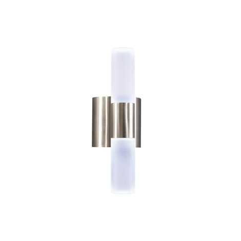Philips Massive 16714/47/10 - Vonkajšie nástenné LED svietidlo LOCARNO 2xLED/4W/230V