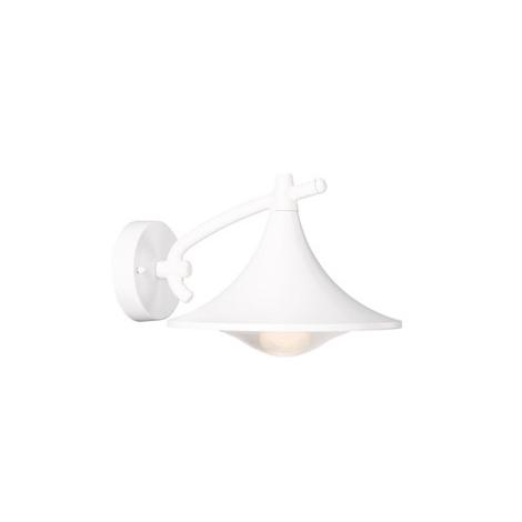 Philips Massive 17207/31/10 - Vonkajšie nástenné svietidlo ARAD 1xE27/15W biela