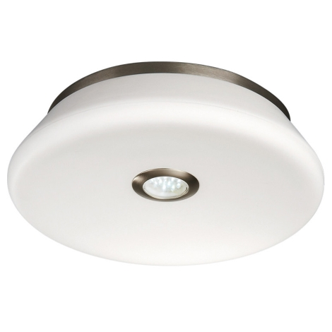 Philips Massive 32071/31/81 - LED kúpeľňové svietidlo SURF 1x2GX13/22W + 0,96W LED/230V
