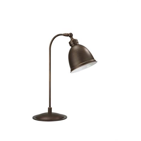 Philips Massive 37414/43/10 - Stolná lampa 1xE27/60W/230V