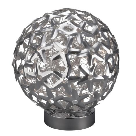 Philips Massive 37964/48/10 - Stolná lampa MERCIER 5xG4/20W/230V