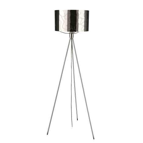 Philips Massive 38018/11/10 - Stojanová lampa CAPET 1xE27/60W/230V chróm