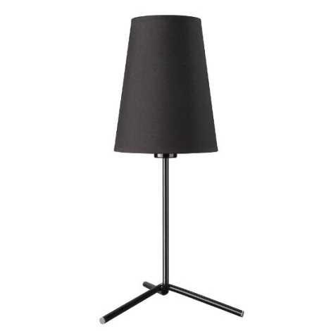 Philips Massive 38034/30/10 - Stolná lampa BROBA 1xE27/60W