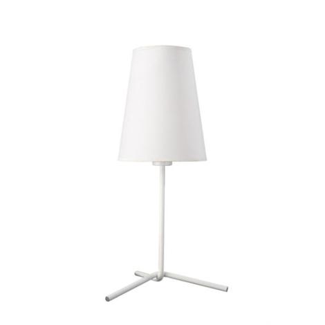 Philips Massive 38034/31/10 - Stolná lampa BROBA 1xE27/60W/230V
