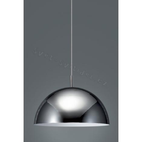 Philips Massive 40228/11/10 - Závěsný luster ERASMO 1xE27/150W