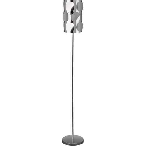Philips Massive 42643/11/10 - Stojanová lampa BERTHOLO 1xE27/60W/230V chróm