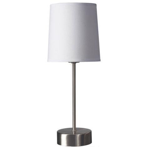 Philips-Massive 43197/31/10 - Stolná lampa BERLIOZ E14/40W/230V