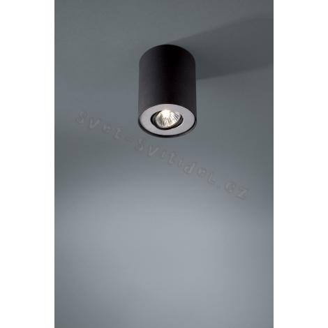 Philips Massive 56330/30/16 - Bodové svietidlo NERO 1xGU10/50W/230V čierna