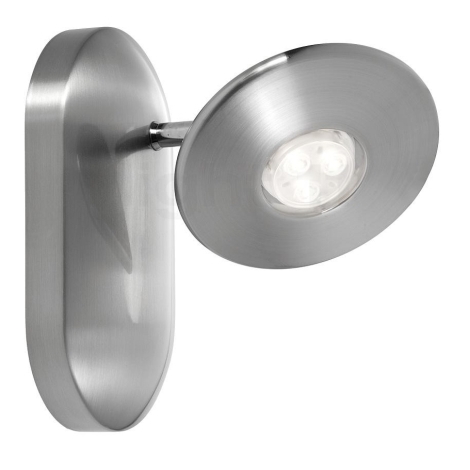 Philips Massive 56410/17/16 - Bodovej LED svietidlo KAVO 1xLED/7,5W/230V matný chróm