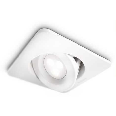 Philips Massive 57922/31/81 - LED kúpeľňové podhľadové svietidlo 1xLED/7,5W/230V