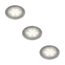 Philips Massive 59283/17/10 - SADA 3x Downlight ARNO 3xLED / 0,5 W