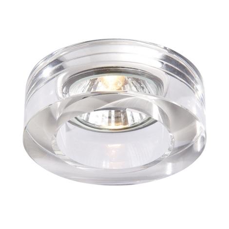 Philips Massive 59515/60/81 - Kúpeľňové podhľadové svietidlo DAKAR 1xGU10/50W/230V
