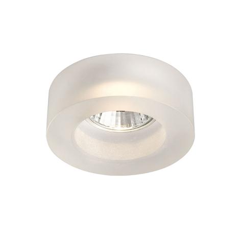 Philips Massive 59515/67/10 - Kúpeľňové podhľadové svietidlo BOLAR 1xGU10/50W/230V matné sklo