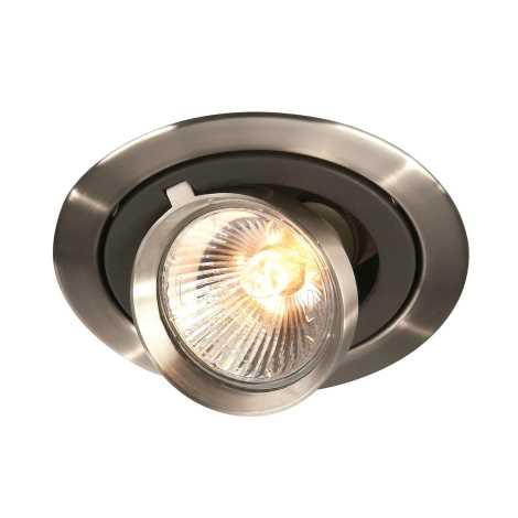Philips Massive 59520/17/10 - Kúpeľňové podhľadové svietidlo MASERO 1xGU10/75W/230V