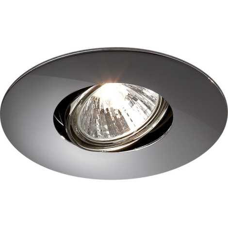 Philips Massive 59550/11/81 - Kúpeľňové podhľadové svietidlo ALMERIA 1xGU10/50W/230V chróm