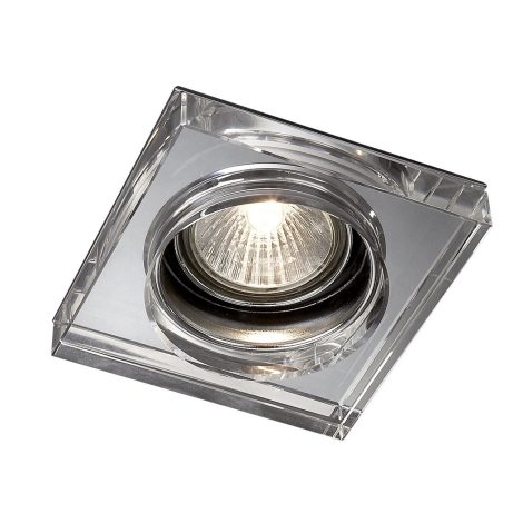 Philips Massive 59560/11/10 - Kúpeľňové podhľadové svietidlo SAPPHIRE 1xGU10/50W/230V