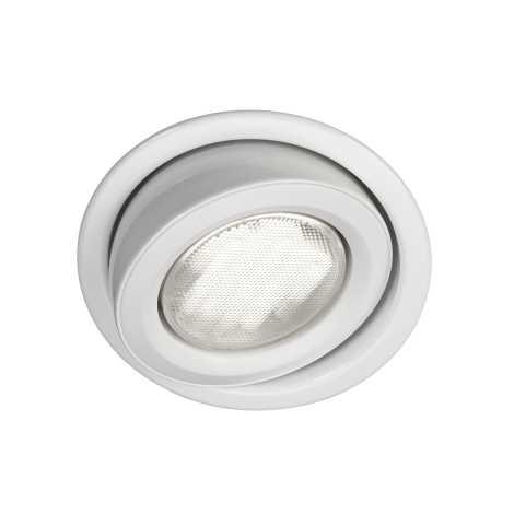 Philips Massive 59600/31/10 - Kúpeľňové podhľadové svietidlo MONO 1xGX53/9W/230V biela