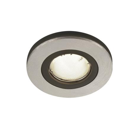 Philips Massive 59655/48/10 - Kúpeľňové podhľadové svietidlo Heze 1xGU10/10W/230V hliník